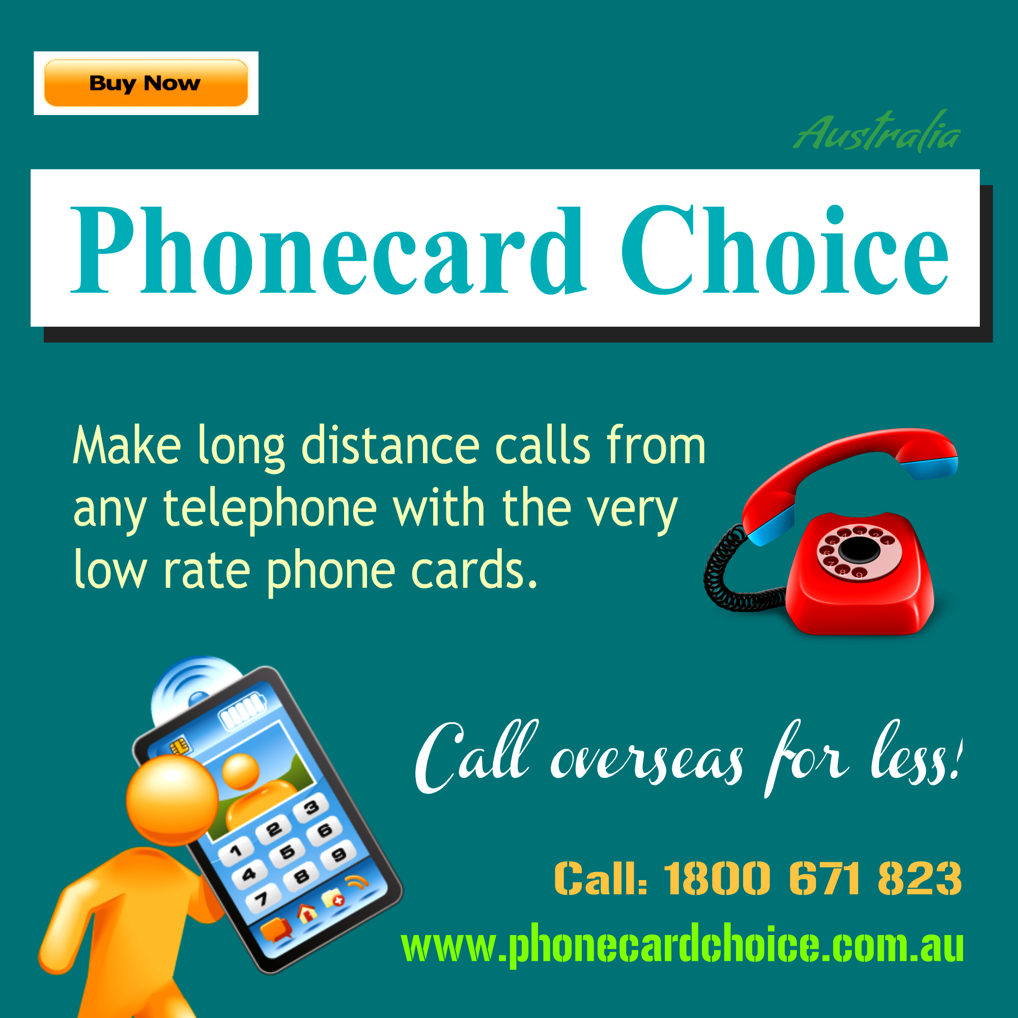 nowadays - Long Distance Calling Cards