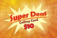 Super Deal $10